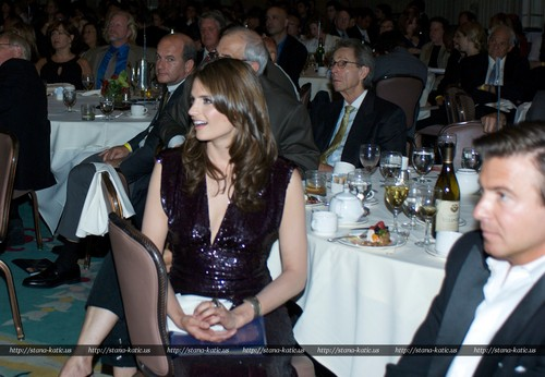 Stana Katic fond d'écran entitled Stana Katic 52nd Annual Southern California Journalism Awards