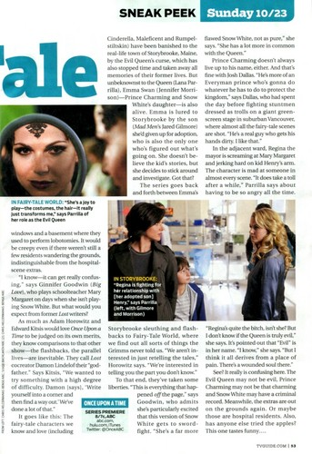 TV Guide artikel Page Two