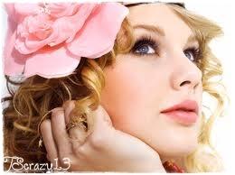 Taylor rápido, swift in rosado, rosa flor