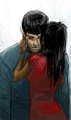 Tell Me What You Need - spock-and-uhura fan art