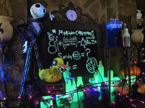 The Halloween House