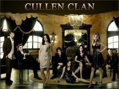 The New Cullens