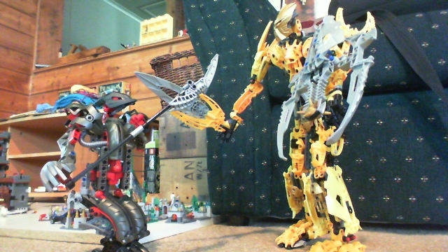 Bionicle Images The Final Battle Wallpaper And Background Photos