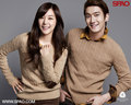 Tiffany & Siwon SPAO - tiffany-girls-generation wallpaper