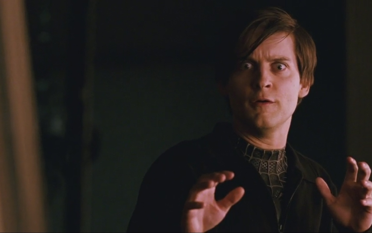 Tobey maguire black spiderman - photo#18