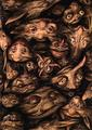 Topsy Turvy Goblins - labyrinth photo