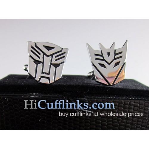 Transformer Cufflinks