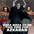 Voldemort dancing xD - lifesgoodx3 photo