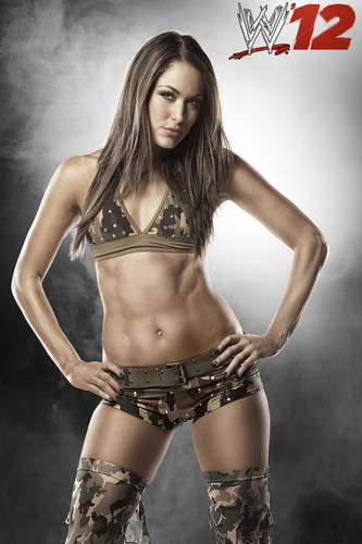 WWE 12-Brie Bella