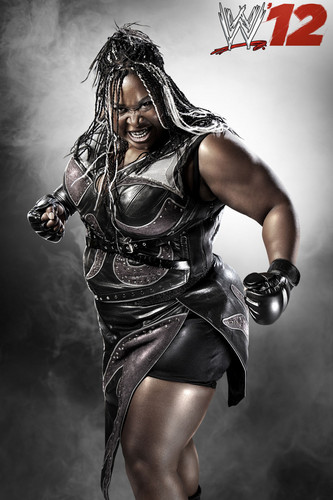 WWE 12-Kharma
