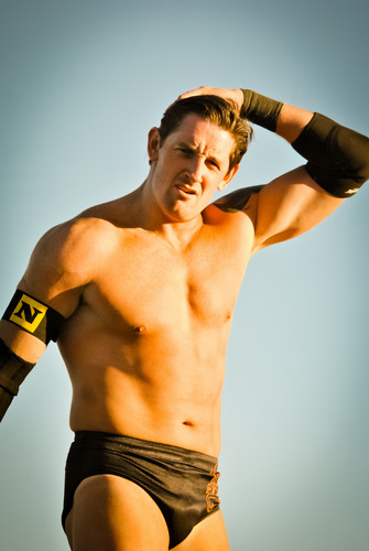 Wade Barrett Hintergrund containing a stück, hunk entitled Wade Barrett