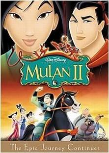 Walt Disney's Mulan 2