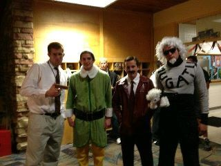 Will Ferrell Halloween