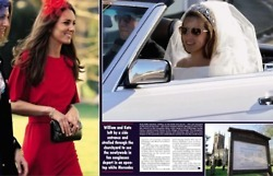 Prince William And Kate Middleton Images Catherine At Emilia D Erlanger S Wedding On 2010 Wallpaper Background Photos