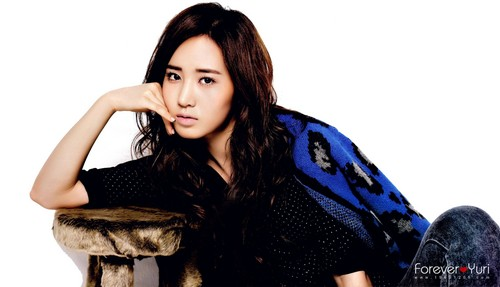 Yuri - High Cut Magazine Scans