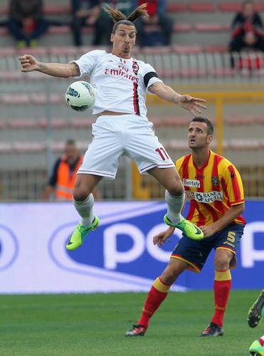 Z. Ibrahimovic (Lecce - Milan)
