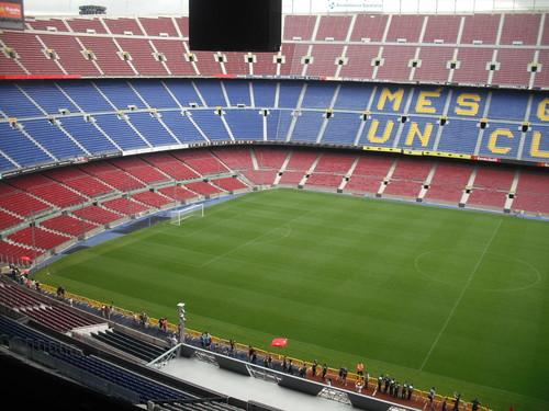 barcelona ground