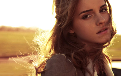 Emma Watson wallpaper possibly with a portrait called beautiful emma♥