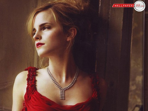 beautiful emma wallpaper♥