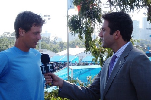 berdych interview
