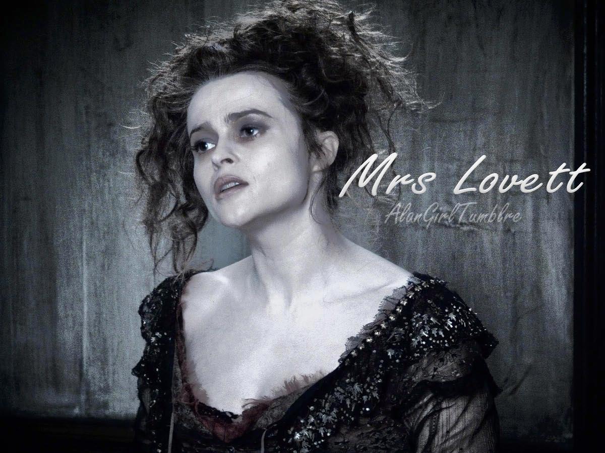 mrs lovett - Sweeney Todd Fan Art (26314987) - Fanpop