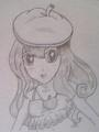 my anime drawing :3 - anime-drawing photo