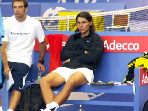 nadal has sexy legs