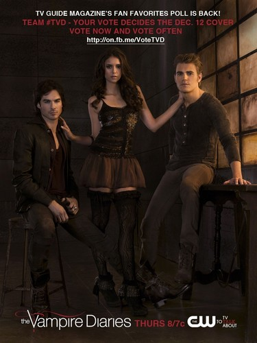 new tvd poster hq