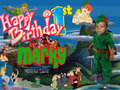 peter pan birthday