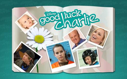 Good Luck Charlie fondo de pantalla called poep