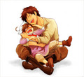 romano and boss spain - hetalia-romano photo