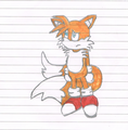 sad tails - miles-tails-prower photo