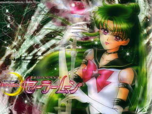 sailor  pluto  walpaper