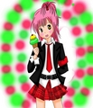 shugo chara^^ made by me - anime fan art