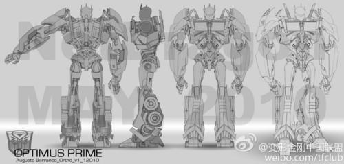 Трансформеры prime special