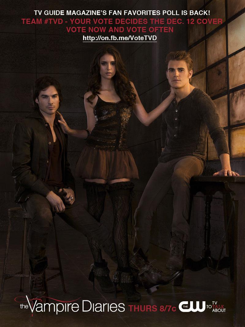 Tvd season 3 the vampire diaries photo 26326611 fanpop for 7 a la maison saison 8