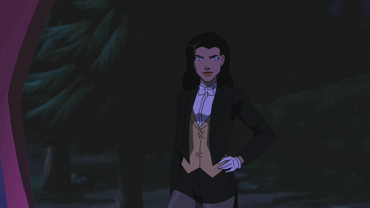 zatanna - Young Justice Photo (26324919) - Fanpop