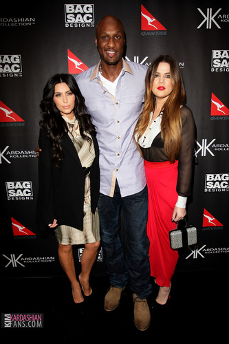 Kardashian Kollection Handbag Australian Launch Party- 11/02/11
