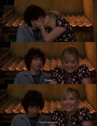 "Lizzie McGuire & David ""Gordo"" Gordon fondo de pantalla called Lizzie and Gordo"