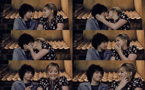 "Lizzie McGuire & David ""Gordo"" Gordon fond d'écran entitled Lizzie and Gordo"