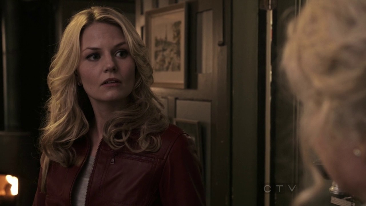 Jennifer morrison once upon a time
