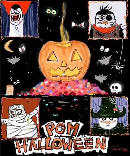 ***Pom Halloween***