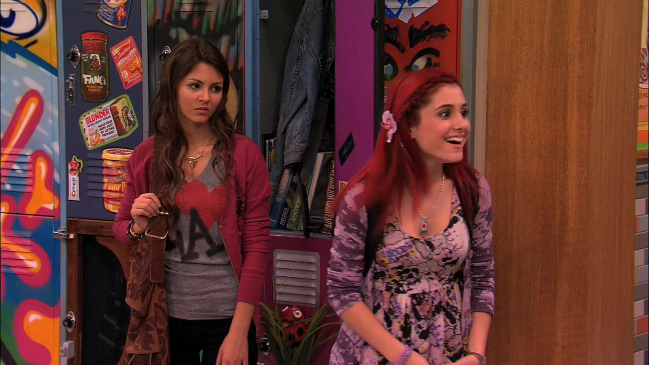 Stage Fighting 1x03 Victorious Image 26467233 Fanpop