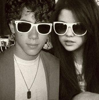 Niley VS Nelena wallpaper with sunglasses titled ♥♥♥