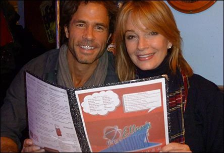 Days of Our Lives wallpaper possibly with a newspaper and a sign entitled 2011 Cast