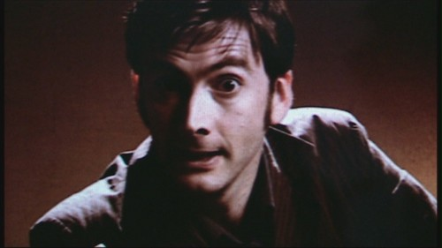 The Tenth Doctor wallpaper possibly with a portrait titled 3.10 - Blink