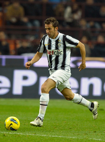 A. del Piero (Juventus - Inter)