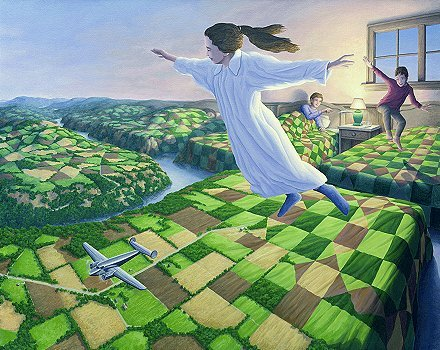 Unbelievable wallpaper called Amazing Art Drawings by Rob Gonsalves
