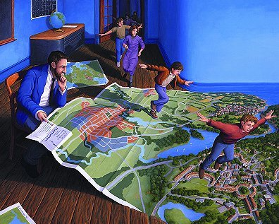Unbelievable images Amazing Art Drawings by Rob Gonsalves wallpaper and background photos