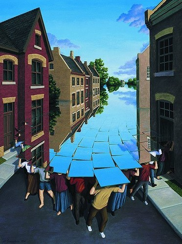 Amazing Art Drawings 의해 Rob Gonsalves